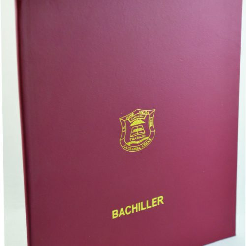 Porta Diplomas Economicos