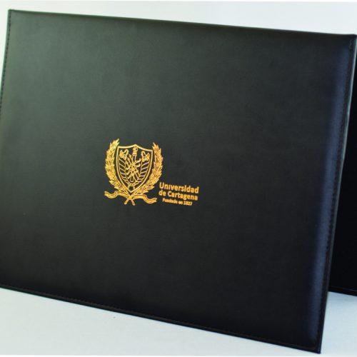 Porta Diplomas Horizontales